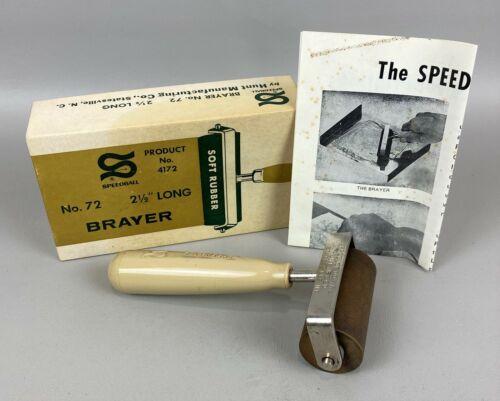 SPEEDBALL no. 72 Soft Roller, 4172