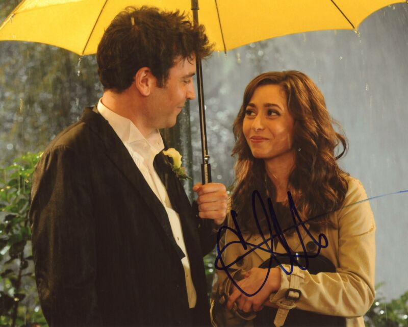 "Cristin Milioti ""How I Met Your Mother"" AUTOGRAPH Signed 8x10 Photo D"