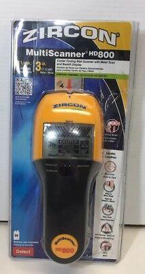 Multifunction Wall Scanner - Zircon MultiScanner Hd 800 OneStep Multi-Function Wall Scanner