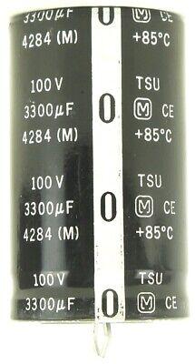 100v 3300uf Capacitor