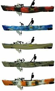 Pedal fishing kayak - Australian designed $1799 + $200 Xmas deal Riverhills Brisbane South West Preview