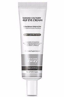 [Manyo Factory] 4GF Eye Cream 30ml/1oz Age Repair Anti Wrinkle  & Firming Lift