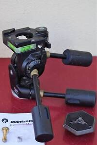 As new Manfrotto 229 + 030 + Gitzo adapter + Bag,Shipping $16 Noble Park Greater Dandenong Preview