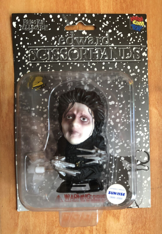 EDWARD SCISSORHANDS Wind-Up Toy Medicom Toy Friction Collection