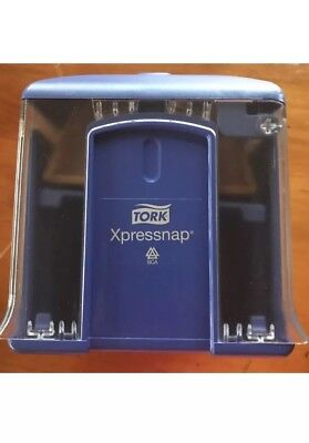 Tork Xpressnap Tabletop Napkin Dispenser With Ad-a-glance Feature S3