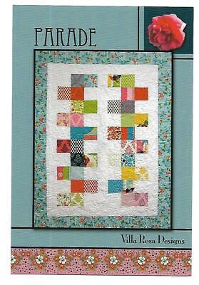 Parade quilt kit 3 yards of fabric + charm pack 49