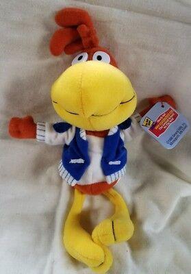 GM Breakfast Pals - Bean Bag Plush - Sonny the Cuckoo Bird -Cocoa Puffs
