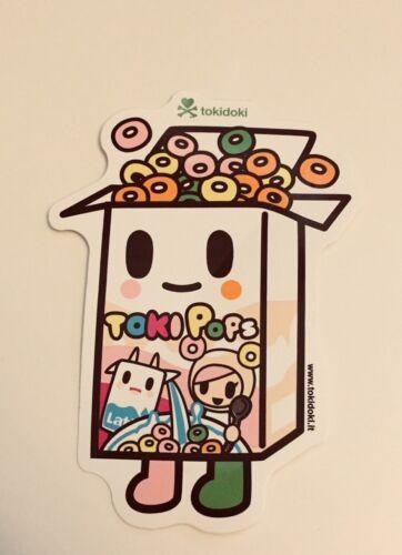 tokidoki sticker - Tokipops Breakfast Besties