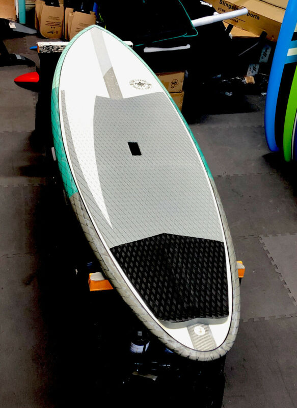 "Tom Carroll Paddle Surfboard SUP 8.0'X 26 3/4"" X  3 3/8"""