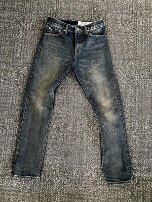 Neighborhood Washed Selvedge Jeans SZ Medium