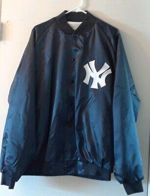 Vintage WestArk Yankees Dugout Jacket  Size 2XL . Extremely Rare Yankees Jacket