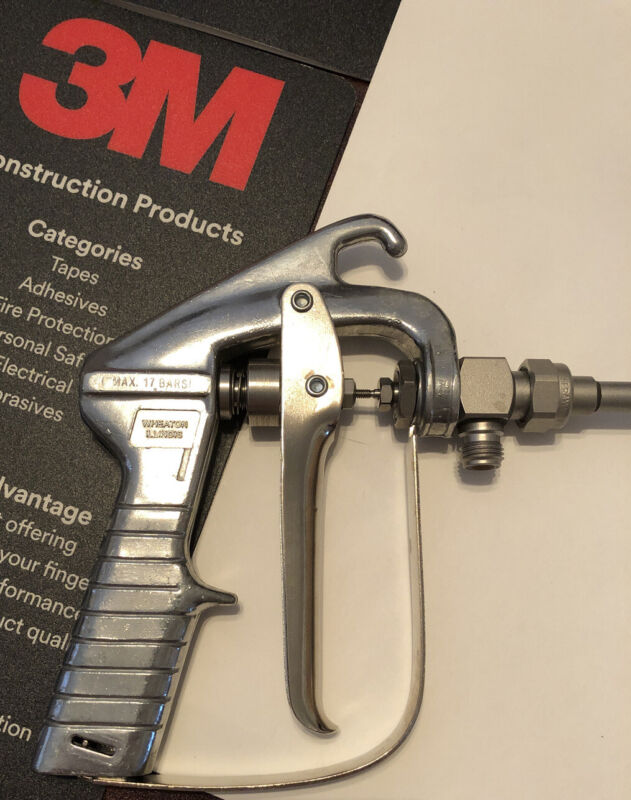 3M Scotch-Weld Cylinder Adhesive Applicator 9501 with 6' Hose