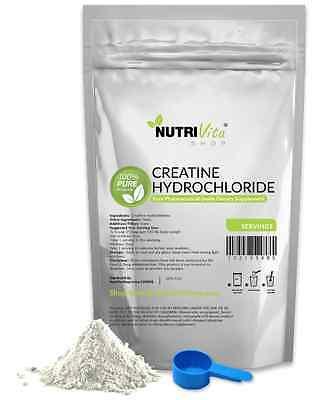 5000g (11 lb) NEW CREATINE HYDROCHLORIDE (HCL)