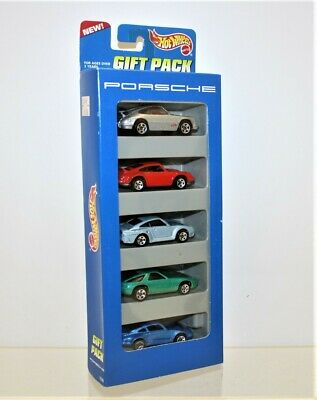 Hot Wheels Porsche Collection 5 pack  928, 959, 930, 911 and Carrera