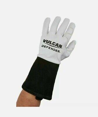 Welding Gloves Vulcan Defender Professional Tig New