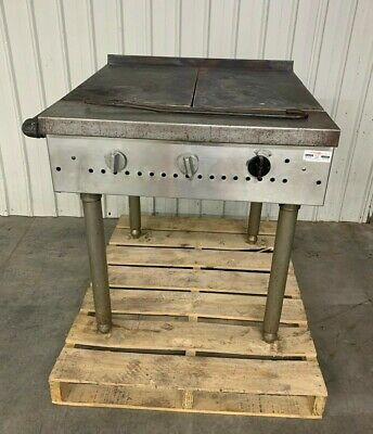 South Bend 24 Commercial Flat Top Grill Range 362-0 Counter Top