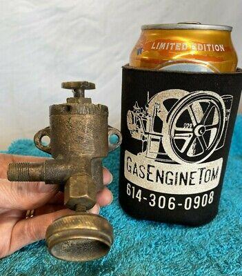 Brass Carburetor For Hit Miss Gas Engine Vintage Antique