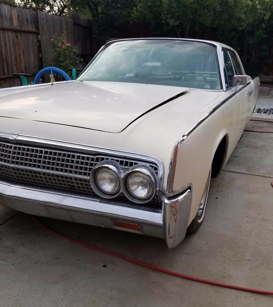Used Lincoln Continental For