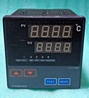 U CON TEC UT-96 TEMPERATURE CONTROLLER