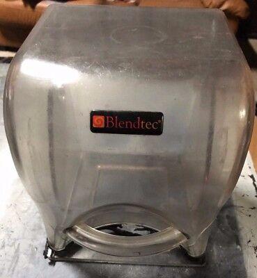 Blendtec - 37-601 - Sound Enclosure Top 2-piece Shell 0009
