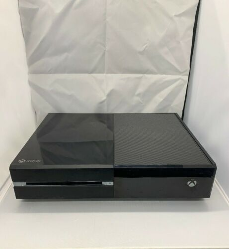 Microsoft Xbox One - Original 500GB Black Home Console Only
