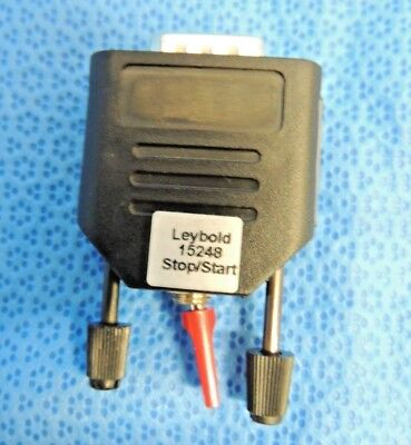 Leybold 15248 Remote Startstop Pump Switch Turbo Drive 400 300 Controller