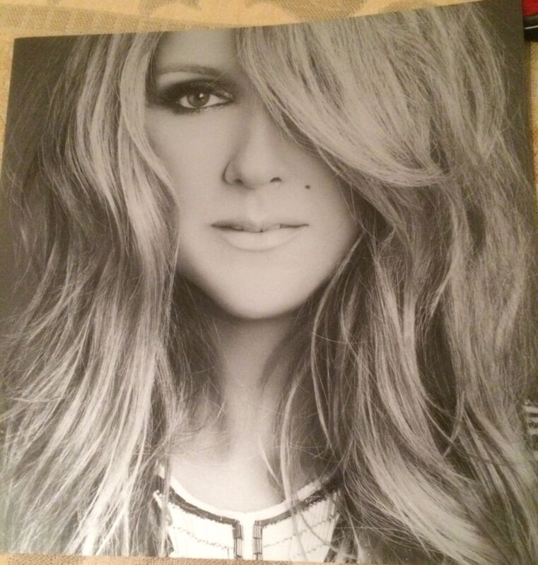 Celine Dion Program - Tour book European version