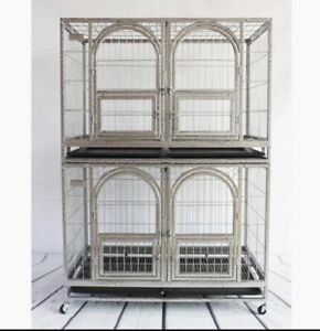 Dog kennels , cagebanks,crates, chew proof dog beds