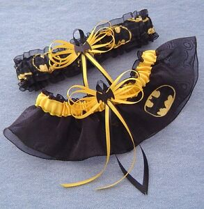Batman-Wedding-Garter-Set-Black-Bat-Gift-Box-Plus-Size
