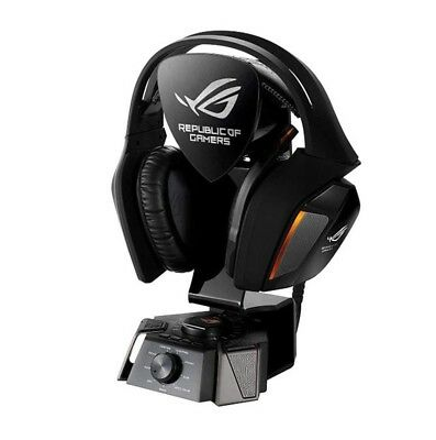 ASUS ROG Centurion True 7.1 Surround Sound Gaming Headset with USB Audio Station