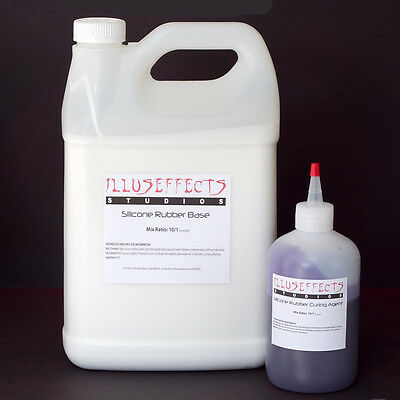 High Strength Silicone RTV Mold Making Compound - Gallon Kit - Purple