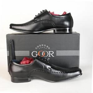 Mens-New-Formal-Black-Leather-Lined-Shoes-Size-6-7-8-9-10-11-12-FREE-SHIPPING