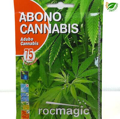 Abono Soluble Cannabis - Sobre 75 grs ( NPK 18-9-9 +15S)