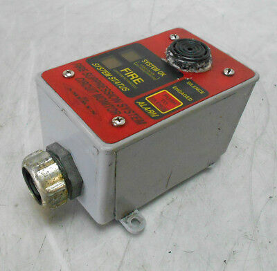 Amerex Fire Suppression System Circuit Monitor 10276 Used Warranty
