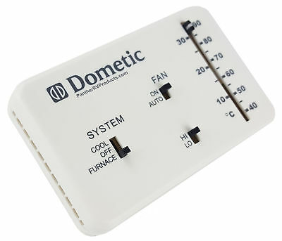 - Dometic DuoTherm Heat/Cool Thermostat Analog 3106995.032 FREE SHIPPING RV CAMPER