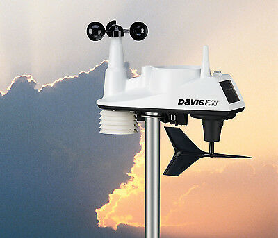 Davis Instruments 6250 Vantage Vue Wireless Weather Station NEW