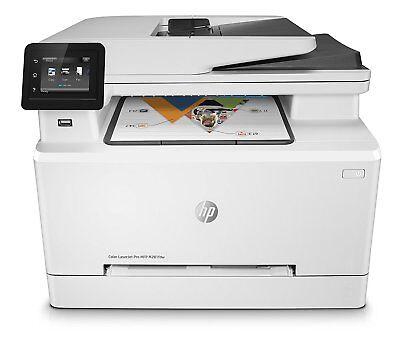 HP Color LaserJet Pro M281fdw Multifunktions-Farblaserdrucker WLAN, LAN, Duplex  ()
