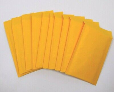 5x7 Kraft Bubble Padded Mailers - Lot Of 10