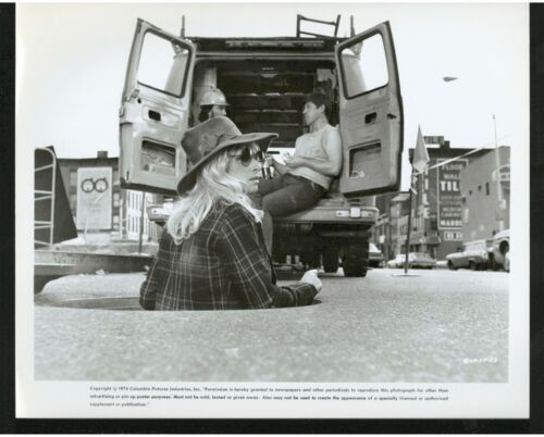 Barbara Streisand Press Release Photo from the Movie, For Pete