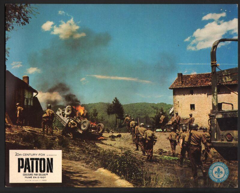 Patton- Color -Still