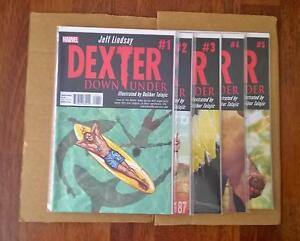 Dexter Down Under marvel comics tv Embleton Bayswater Area Preview