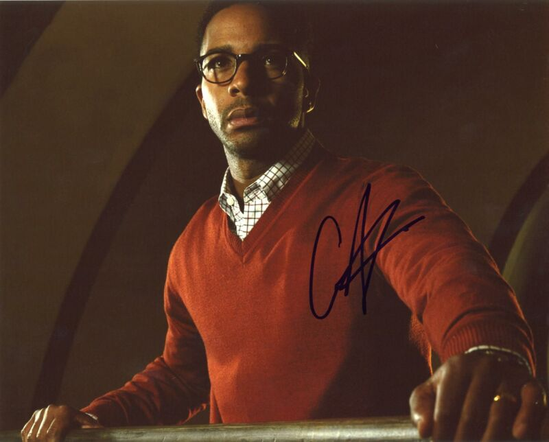 """Andre Holland """"American Horror Story"""" AUTOGRAPH Signed 8x10 Photo ACOA"""