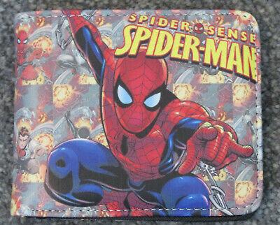 Spiderman Wallet Comics Spider Man-Spider Sense Marvel Bi-Fold Spider Man](Spider Sense Spider Man)