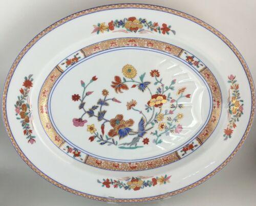 "Bernardaud Pondichery Oval serving platter 17 """