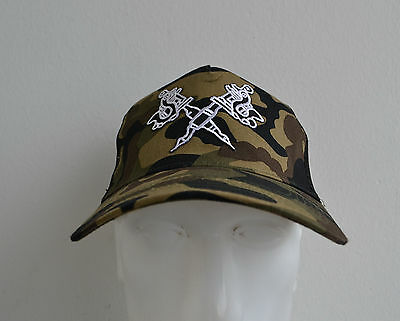 Tattoo Guns Trucker Cap Camouflage Tätowiermaschinen Mütze Tattoo