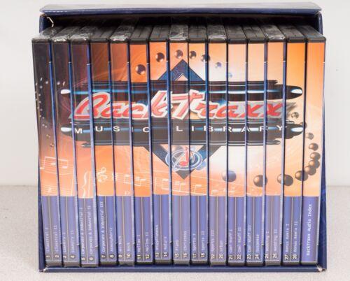Digital Juice BackTraxx Music Library 1 - CD Quality Music Tracks for Editors