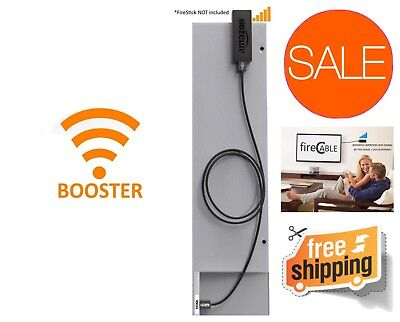 - HDMI Plug Wi-Fi Range Extender WiFi Booster Home Office Signal Amplifier Cord