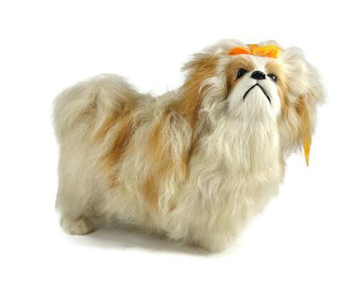Shih Tzu Puppy Dog Plush Stuffed EUC