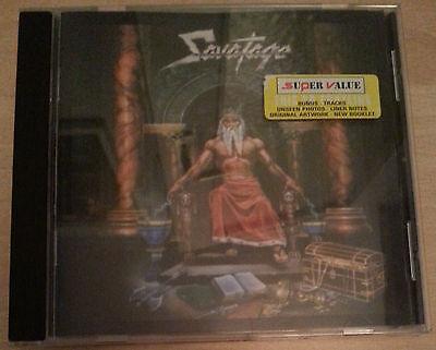 Savatage – Hall Of The Mountain King (Re-release 2002 inkl. 2 Bonus-Tracks) ()