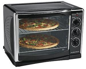 Countertop Convection Oven Broiler : ... Beach 31197R Kitchen Countertop Oven-Broiler w/Convection & Rotisserie